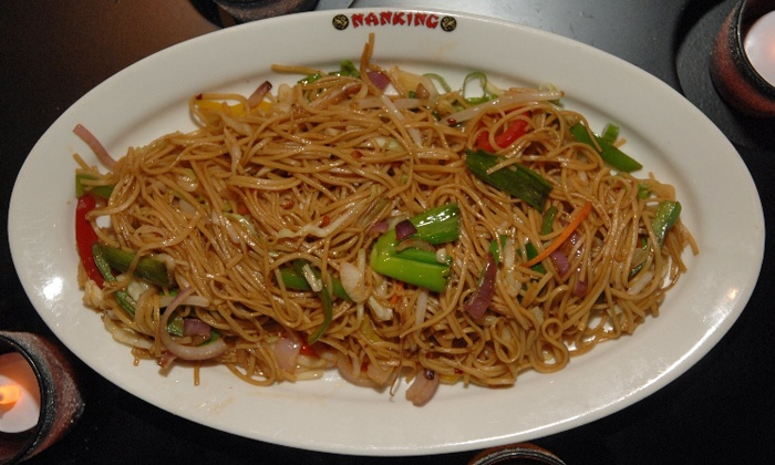 Nanking - South Ozone Park: Dinner for Two or Four or $20 for $40 Worth of Chinese, Indian or Thai Food at Nanking