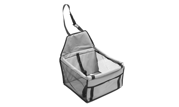 $19 for a Pet Car Booster Seat Carrier in Choice of Colour