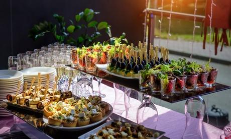 Mediteranes- oder Saisonales-Catering für 5 bis 20 Personen bei Mama Kumpir