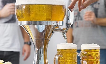 InnovaGoods Cooling Ball Beer Dispenser