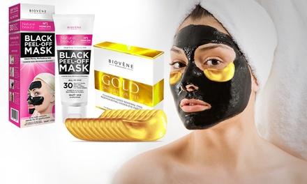 Biovene Black Mask and Cleopatra Eyes Bundle