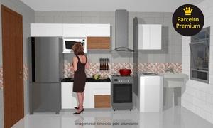 Decor House Ambientes: Decor House Ambientes – Caminho das Árvores:móveis planejados para sala, cozinha ou quarto