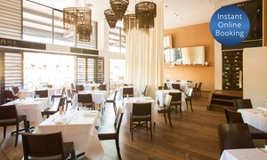 Manta Restaurant: From $120 for a Four-Course Tasting Menu with Chandon at Award-Winning Manta Restaurant (From $288 Value)