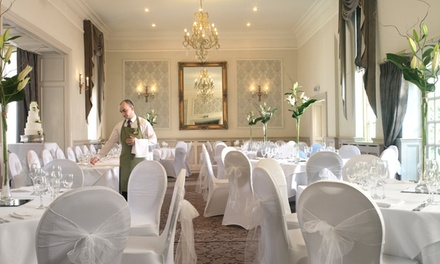 Wedding Reception Package for 50 Day Guests and 90 Evening Guests at The Bridge Hotel and Spa (51% Off)
