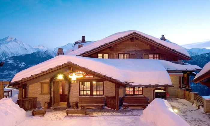 Hotel Vagneur - Hotel Vagneur: Aosta,Hotel Ristoro Vagneur- 1 notte con colazione o in mezza pensione o 2 notti con colazione e 1 cena per 2 persone