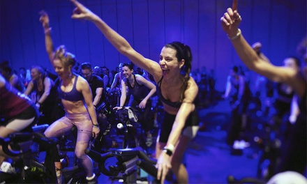 Unlimited fitness classes for two weeks or one month at Stride55 (Up to 55% Off)
