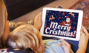 Santa Claus Letter: Personalised Letter from Santa for Up to Four (Up to 82% Off)