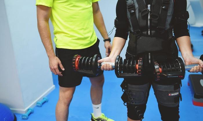 Sia Fitness - Sia Fitness: 4, 6 u 8 sesiones de chaleco de EMS o entrenamiento funcional con entrenador personal desde 49 € en Sia Fitness