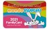 Family Card digitale MondoParchi 2021