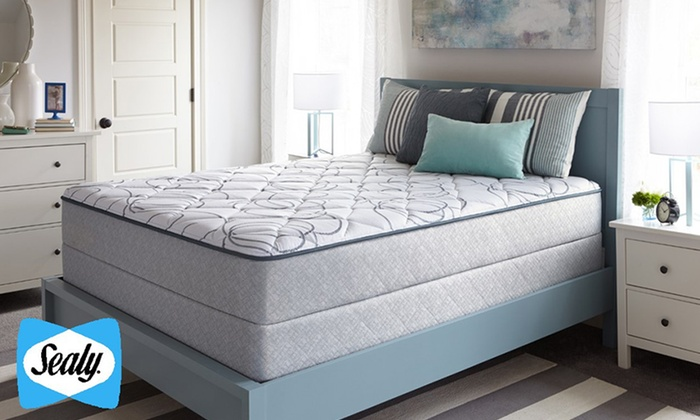free white glove closeout u2014 sealy highfield plush eurotop or firm mattress sets - Mattress Firm Reviews