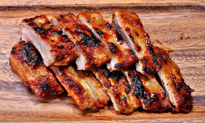 Ribs To Spare - Covina-Valley: Barbecue for Carry-out from Ribs To Spare (Up to 36% Off