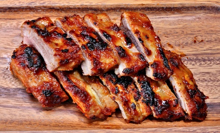 Barbecue for Carry-out from Ribs To Spare (Up to 36% Off