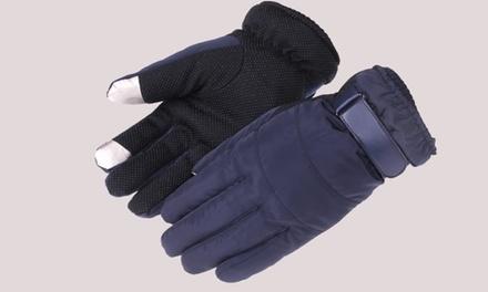 Winter-Handschuhe mit Touchscreen-Fähigkeit in der Farbe nach Wahl (61% sparen)