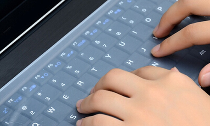 Protezione per tastiera del PC