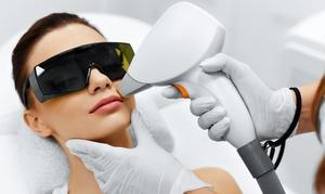 BELLA VITA CLINIC: Depilacja laserowa Light Sheer lub Ice SHR na wybrane partie ciała od 29 zł w Bella Clinic