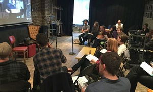 The Foxhole Chicago: $75 for a Voice-Over Workshop for One at The Foxhole Chicago ($150 Value