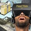 Simulation de vol en réalité virtuelle