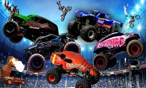 TRAXXAS Monster Truck  Tour – Up to 37% Off at TRAXXAS Monster Truck Tour  , plus 6.0% Cash Back from Ebates.