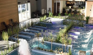 Noah Spa de Venise-en-Québec: C$28.74 for a Full-Day Access to the Relaxing Watergenic Pool at Noah Spa de Venise-en-Québec (C$57.49 Value)