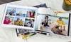 Up to 91% Off Hard Cover 20-Page Photo Books