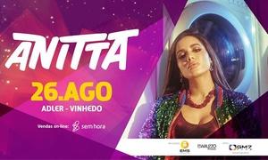 EMS Produções: Anitta – Adler Eventos