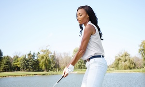 Stone Mountain Golf Club: $48 for 18 Holes, Cart Rental, and Hot Dog with Chips and a Soda at Stone Mountain Golf Club ($79 Value)