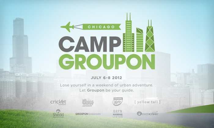 Camp Groupon - The Loop: $299 for a Locals-Only Camp Groupon Weekend with Activities, Entertainment, Meals, and Transportation