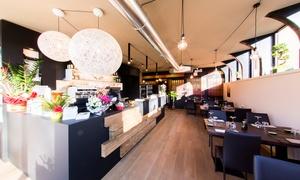 I-Sushi Udine: Menu giapponese con 40 pezzi di sushi a scelta, Prosecco e dolce al ristorante I-Sushi di Udine (sconto fino a 58%)