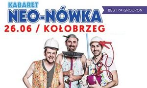 """Impresariat Adria: Od 45 zł: bilet na kabaret Neo-Nówka – """"Kazik sam w domu"""" w Amfiteatrze w Kołobrzegu"""