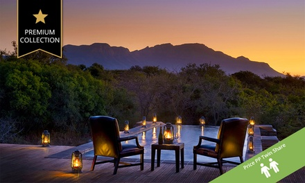 South Africa: From $979 Per Person for a 5- or 7-Night All Inclusive Stay at 5* Vuyani Safari Lodge Hoedspruit