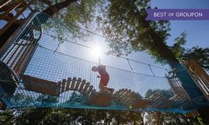 Eko Park W Dechę!: Zabawa w parku: od 21,99 zł za 2 bilety i więcej opcji w Eko Parku W Dechę! (do -54%)