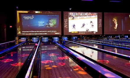 Extreme Band for One or Four, or Four Games of Bowling at The Funplex (Up to 51% Off)