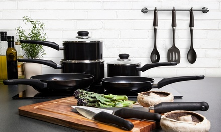 Morphy Richards 5-Piece Pan Set