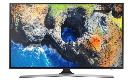 Samsung LED Smart TV 4K (envío gratuito)