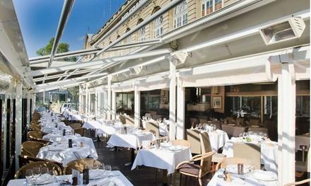 Gastronomie aux Invalides avec entrée, plat et dessert pour 2 ou 4 personnes dès 39,90 € au restaurant Chez Françoise