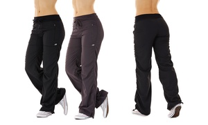 Marika Women's Stretch Drawcord Pants  at Marika Women's Stretch Drawcord Pants , plus 6.0% Cash Back from Ebates.