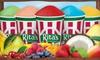 Rita's Italian Ice - Multiple Locations: $5 for Four Italian Ices at Rita's Italian Ice ($9.96 Value)