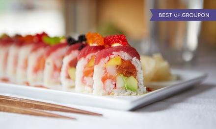 Asian Fusion Cuisine at Tengda Asian Bistro (39% Off).