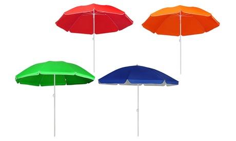 Ombrellone da spiaggia, disponibile in 4 colori