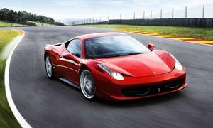 Mediaticar: Giornata da pilota, giri su Ferrari F458 o Lamborghini Huracàn con video ricordo a 360°. Valido in 8 circuiti