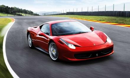 Giornata da pilota, giri su Ferrari F458 o Lamborghini Huracàn con video ricordo a 360°. Valido in 8 circuiti