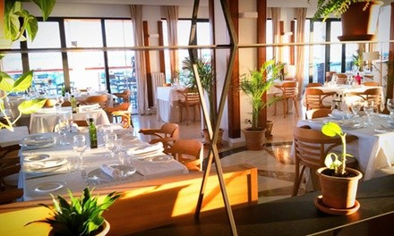 Menú de arroz con bogavante o paella con entrante, postre y bebida por 39,95 € en Restaurante El Club