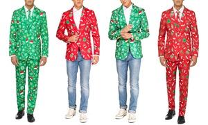 Men's Christmas Suit or Blazer