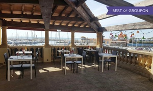 Le Vip's: Plateau de coquillage pour 2 ou 4 personnes dès 39,90 € au restaurant le Le Vip's
