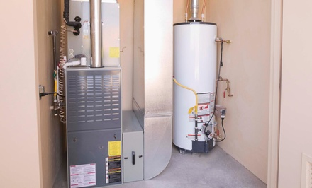 Furnace Tune-Up and Safety Inspection from Air Solutions Heating, Cooling & Plumbing (45% Off)