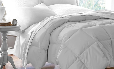 Hotel Grand All Seasons Down Alternative Comforter from $24.99-$39.99