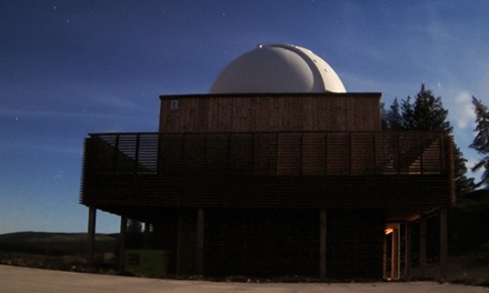 Observatory Entry for One or Two at Scottish Dark Sky Observatory