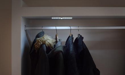 1, 2 of 4 ledlampen met bewegingssensor