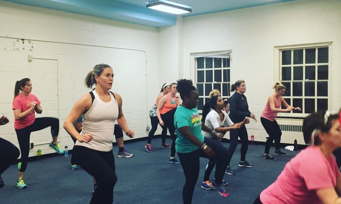 Fit Camp DC - Multiple Locations: Four Weeks of Unlimited Boot-Camp Classes at Fit Camp Dc (73% Off)