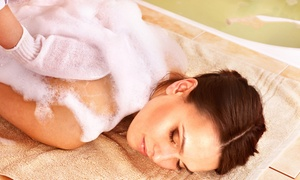 Orientday HAMAM: 3 Std. Hamam inkl. Schaum-Massage oder Ganzkörperpeeling für zwei Personen bei Orientday Hamam (50% sparen*)